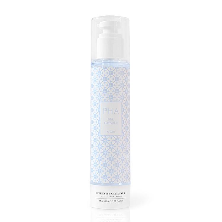 [PHA Gel Moisture Cleanser] Sunscreen Cleansing MASKACOMPANY PHA Gel Antibacterial  Cleanser