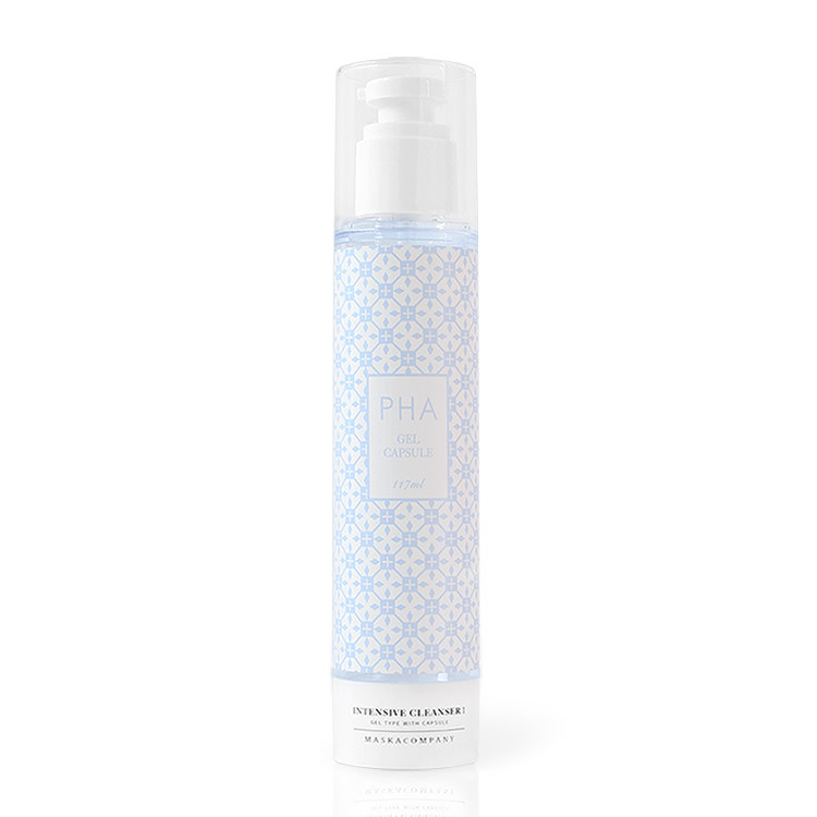 [PHA Gel Moisture Cleanser] Sunscreen Cleansing MASKACOMPANY PHA Gel Antibacterial  Cleanser